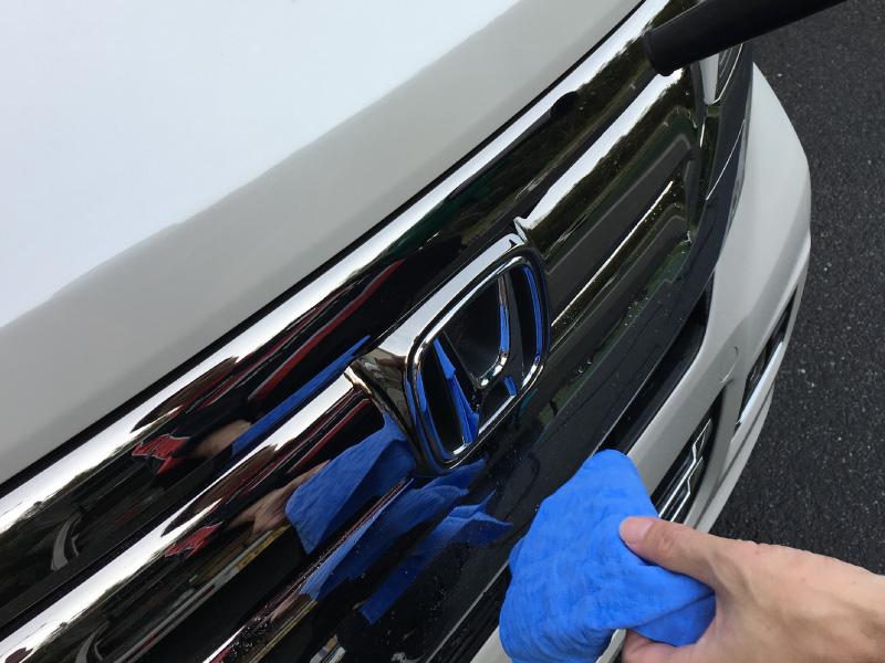 Pallittoが教えるDIYコーティングの方法,ダイソーの洗車用セーム,ダイソー セーム